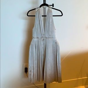 Stella McCartney Champagne Colored Cocktail Dress
